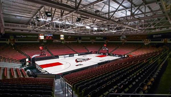 America First Event Center Facilities Southern Utah University